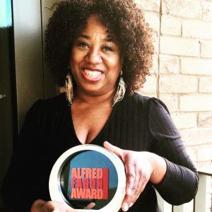 Alfred Fagon Award - Juliet Gilkes Romero